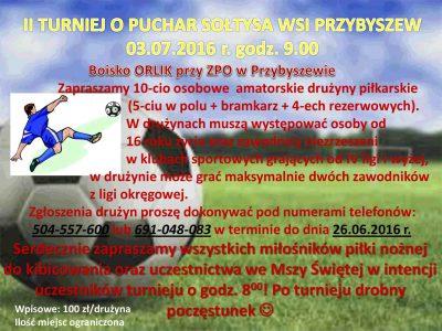 Wydarzenie sportowe : puchar_soltysa_przybyszew_03.07.2016-page-0